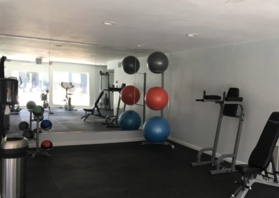 THE COMMONS Gainesville fitness center